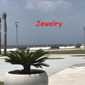 Necklaces Bracelets Earrings Anklets Rings & More